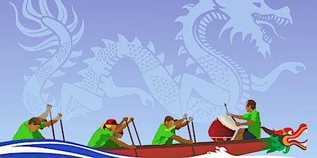 11th Annual San Diego International Dragon Boat Race tickets