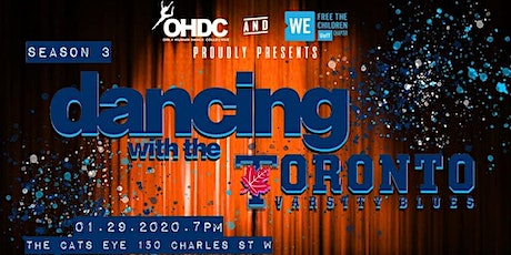 Dancing with the Varsity Blues: Season 3 tickets