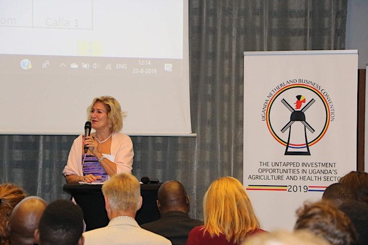Uganda Netherlands Business Convention  2020 image