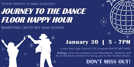 Mike Jackson's Journey to the Dance Floor Happy Hour tickets