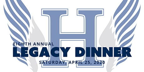 Eighth Annual Legacy Dinner tickets