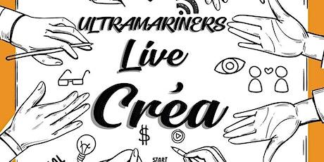 UltraMariners LIVE CREA  billets