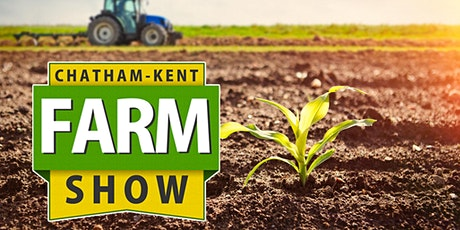 Visit Chatham-Kent Economic Development at the CK FARM SHOW: Booth #608 tickets