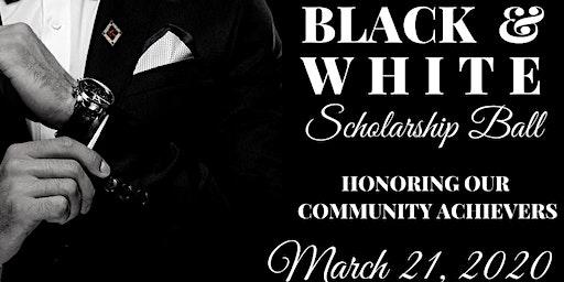 Black and White Scholarship Ball