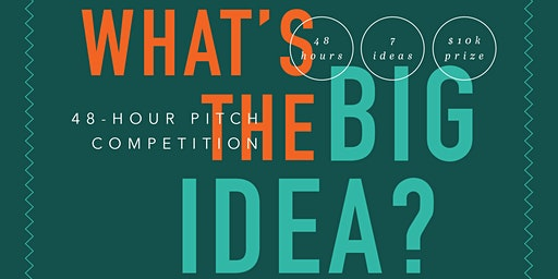 What's The Big Idea? FINALE