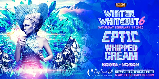 Winter Whiteout 6 at Cargo Concert Hall