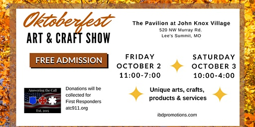 Oktoberfest Art & Craft Show