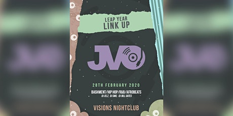 JVO- Leap Year Link Up! tickets