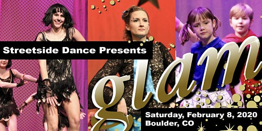 Streetside Dance Presents: GLAM