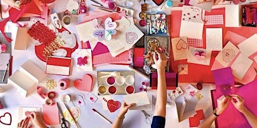 Love Letters Galentine's Craft Party