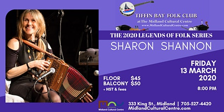 Sharon Shannon The Irish Folk Sensation tickets