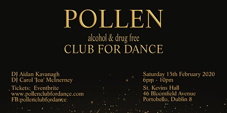 Pollen Club for Dance: Valentine's special  early evening event tickets
