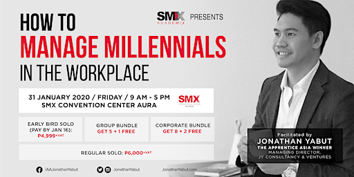 Leadership and Gen Y: How To Manage Millennials At Work with Jonathan Yabut