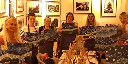Wine & Paint night Youghal