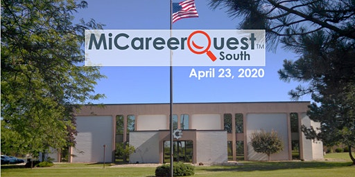 MiCareerQuest South 2020 Student Registration