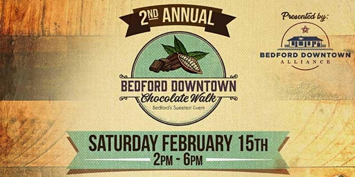 Bedford Downtown Chocolate Walk