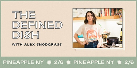 Pineapple NY presents: The Defined Dish tickets