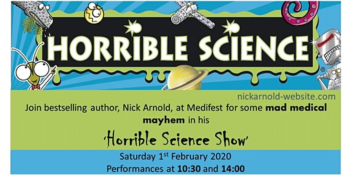 Nick Arnold's Horrible Science Show