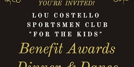 Benefit Awards Dinner & Dance tickets