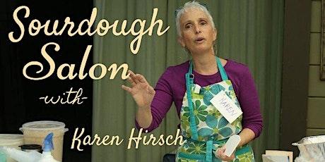 Sourdough Salon with Karen Hirsch tickets