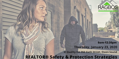 REALTOR Safety and Protection Strategies tickets
