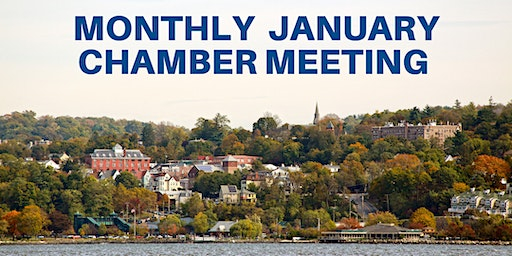 Monthly January Chamber Meeting