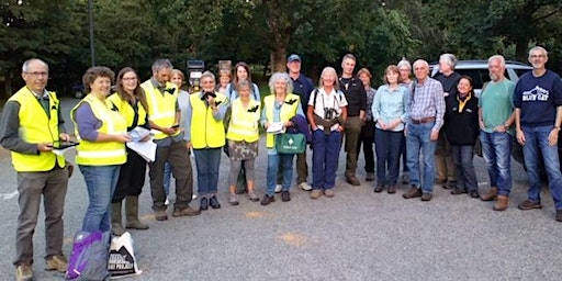 DWT Bovey Tracey evening Bat Safari