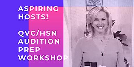 QVC/HSN Audition Prep Workshop tickets