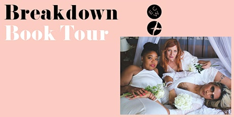 Breakdown Book Tour tickets