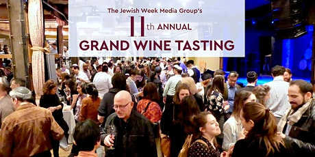11th Annual Grand Kosher Wine Tasting tickets