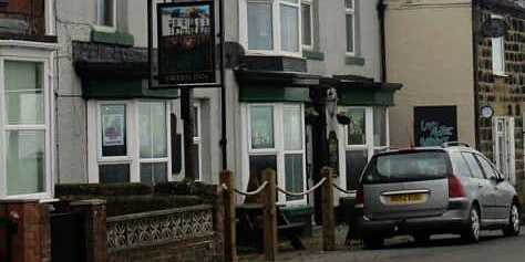*SOLD OUT* GHOST HUNT- The Green Inn