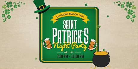 St. Patrick's NIGHT Party at Bar Louie | Steps Away From The Green River tickets