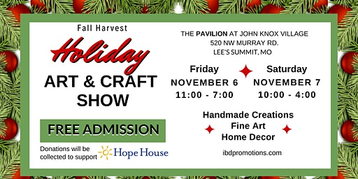 Fall Harvest Holiday Art & Craft Show