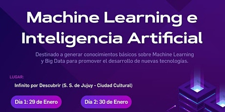 Machine Learning e Inteligencia Artificial entradas