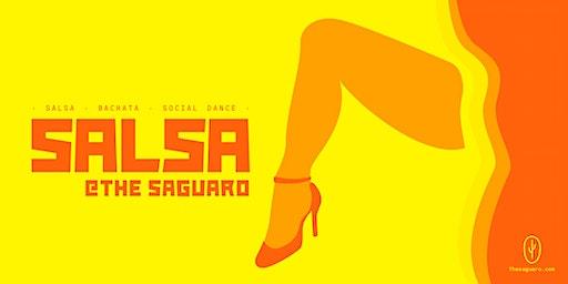 Salsa at The Saguaro Palm Springs, Friday April 24th 2020