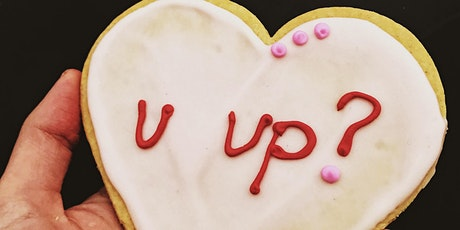 Valentine's Day Cookie Decorating w/A Baked Joint (session 1) tickets