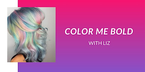 COLORING BOOK HAIR CLASS WITH LIZ