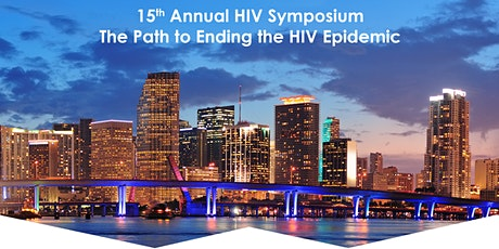 15th Annual HIV Symposium: The Path to Ending the HIV Epidemic tickets