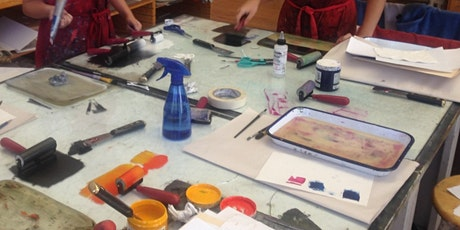 Make Your own Gelatin Plate Workshop tickets