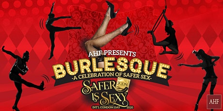 ICD Burlesque Safer is Sexy!  New York City tickets