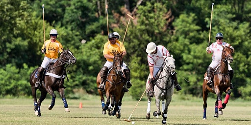 Will Rogers Dog Iron Polo on the Prairie Charity Event