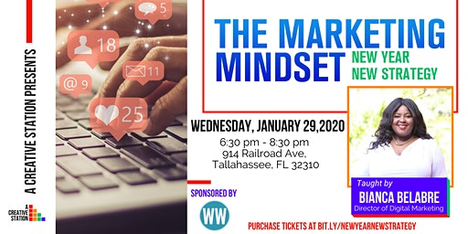 The Marketing Mindset - New Year New Strategy