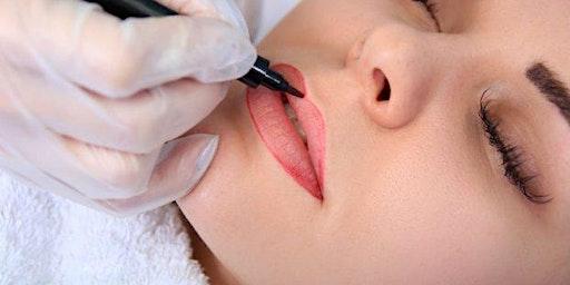 Curso de Micropigmentación de  labios