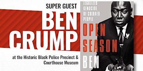 Super Guest Ben Crump Brunch & Book Sign w/Community Conversation tickets
