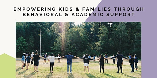 Empowering Kids & Families Through Behavioral & Academic Support