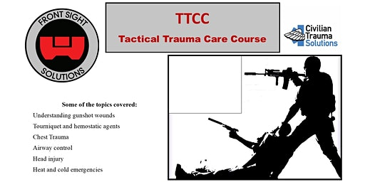 Tactical Trauma Care Course (TTCC)