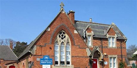 Quiz Night in aid of Hallaton School £10 per person (Free to register) tickets