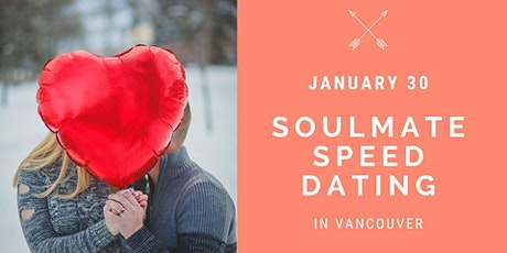 Soulmate Speed Dating / Age 35-50 tickets