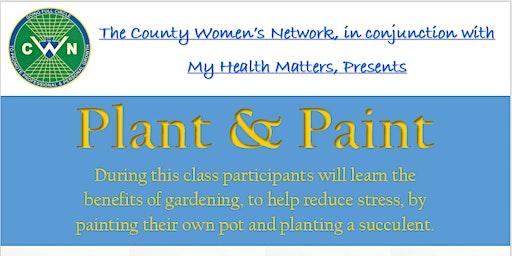 Plant & Paint