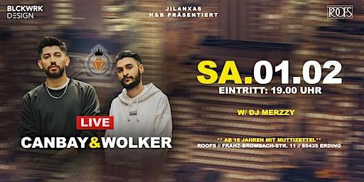 Jilanxas Canbay & Wolker Live Akt